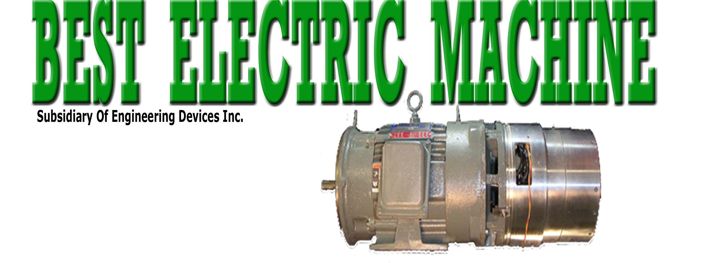 Best Electric Machine